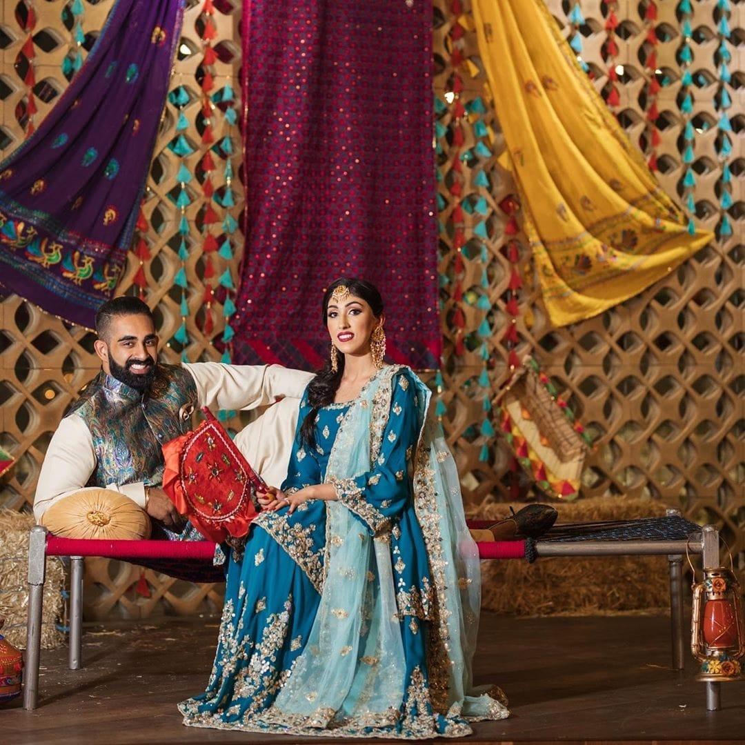 Rustam and Harustat's Royal Punjabi Wedding in Sydney, Sangeet1