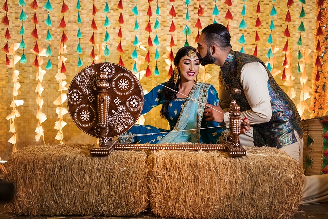 Rustam and Harustat's Royal Punjabi Wedding in Sydney, Sangeet2