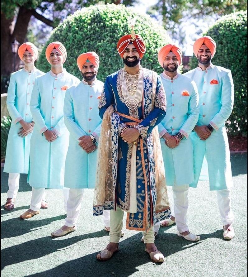 Rustam and Harustat's Royal Punjabi Wedding in Sydney, wedding6 1
