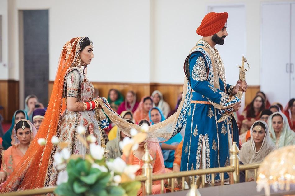 Rustam and Harustat's Royal Punjabi Wedding in Sydney, wedding9