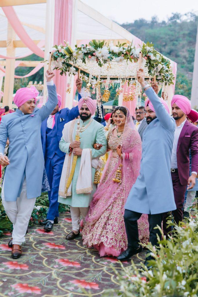 Perfectly Planned NRI Wedding of Punjabi Couple- Gurpreet & Shiv, 1162 Wedding IMG 1205