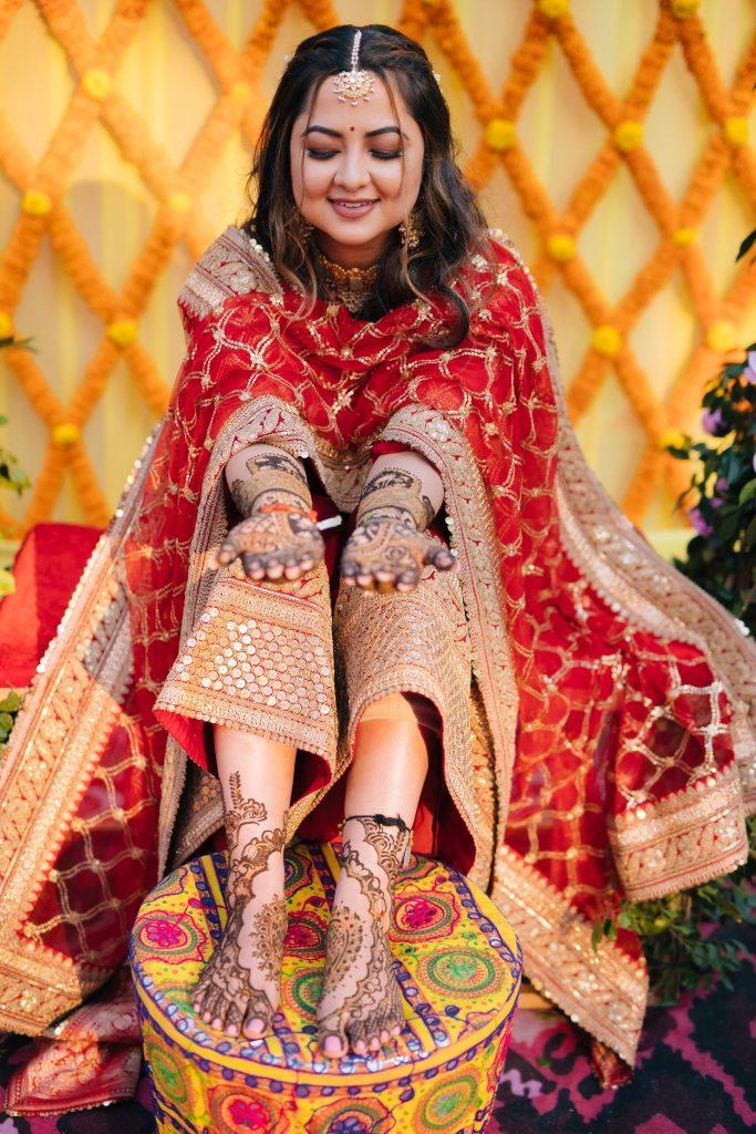 Perfectly Planned NRI Wedding of Punjabi Couple- Gurpreet & Shiv, 897 Mehandi IMG 0425