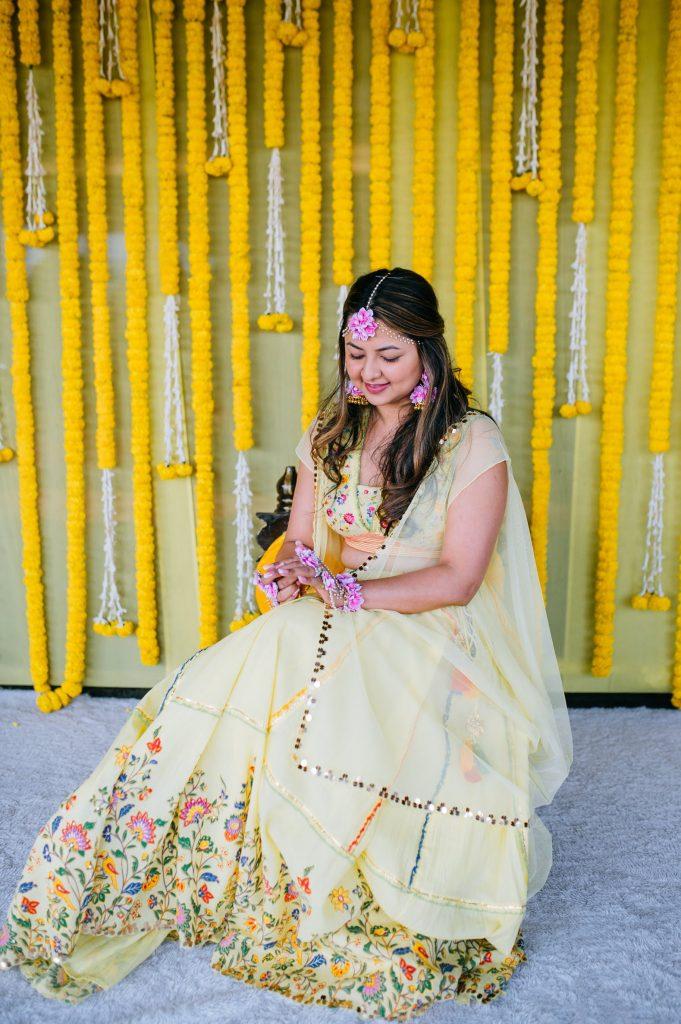Perfectly Planned NRI Wedding of Punjabi Couple- Gurpreet & Shiv, Haldi SIM 2660 1