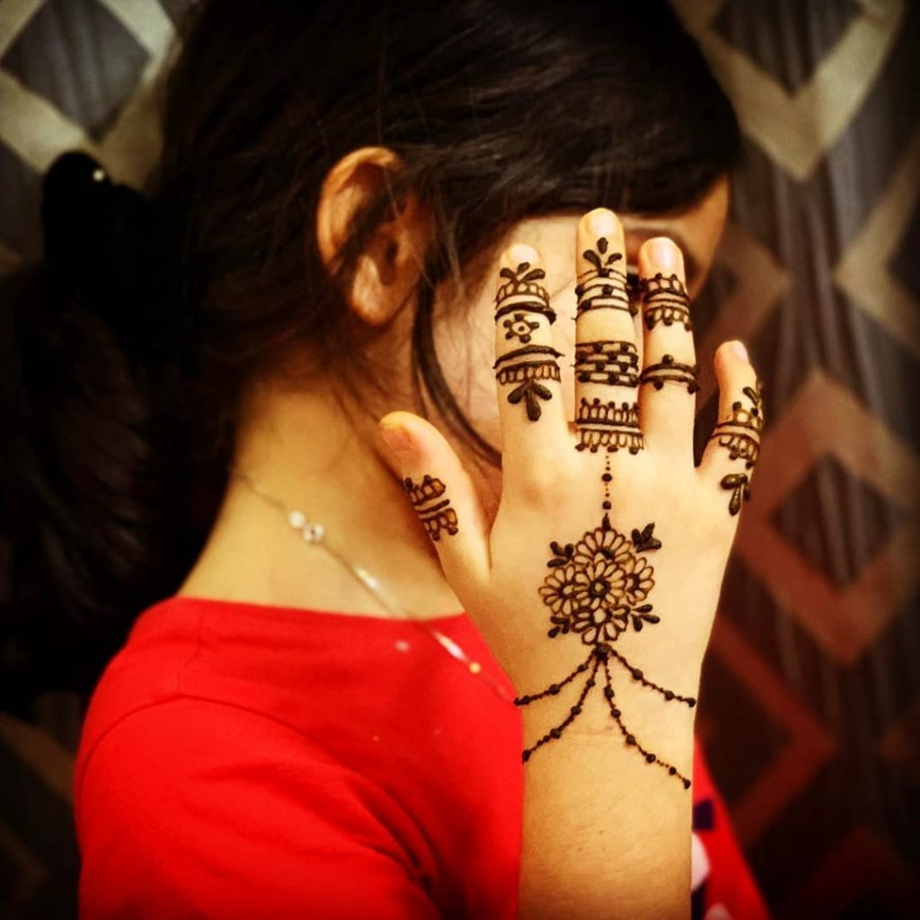 15+ Unique Mehendi Designs for Kids Hands– Check Out Now!, Jewellery Design