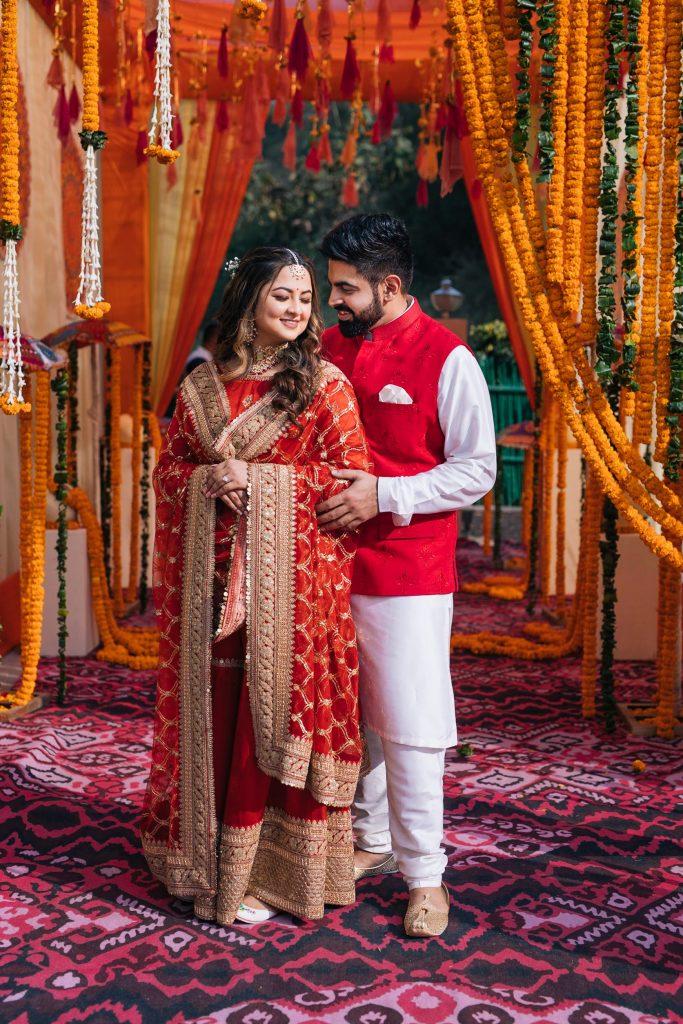 Perfectly Planned NRI Wedding of Punjabi Couple- Gurpreet & Shiv, Mehandi IMG 0318