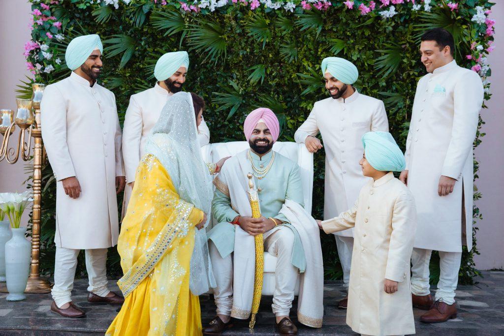 Perfectly Planned NRI Wedding of Punjabi Couple- Gurpreet & Shiv, Wedding 0Y6A2149