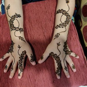 15+ Unique Mehendi Designs for Kids Hands– Check Out Now!, rahmas.henna rahmas.henna 15903485711321