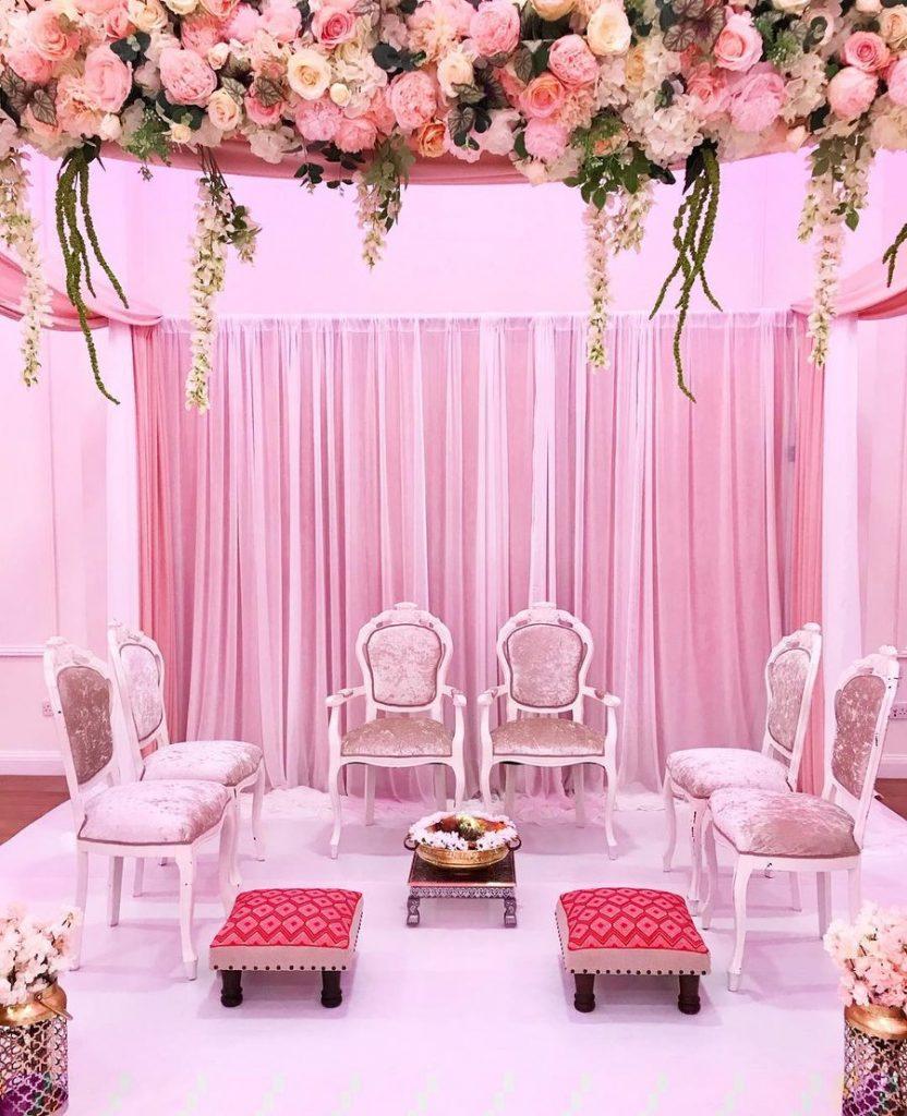 16 Beautiful Indoor Mandap Decor Ideas, 2 2