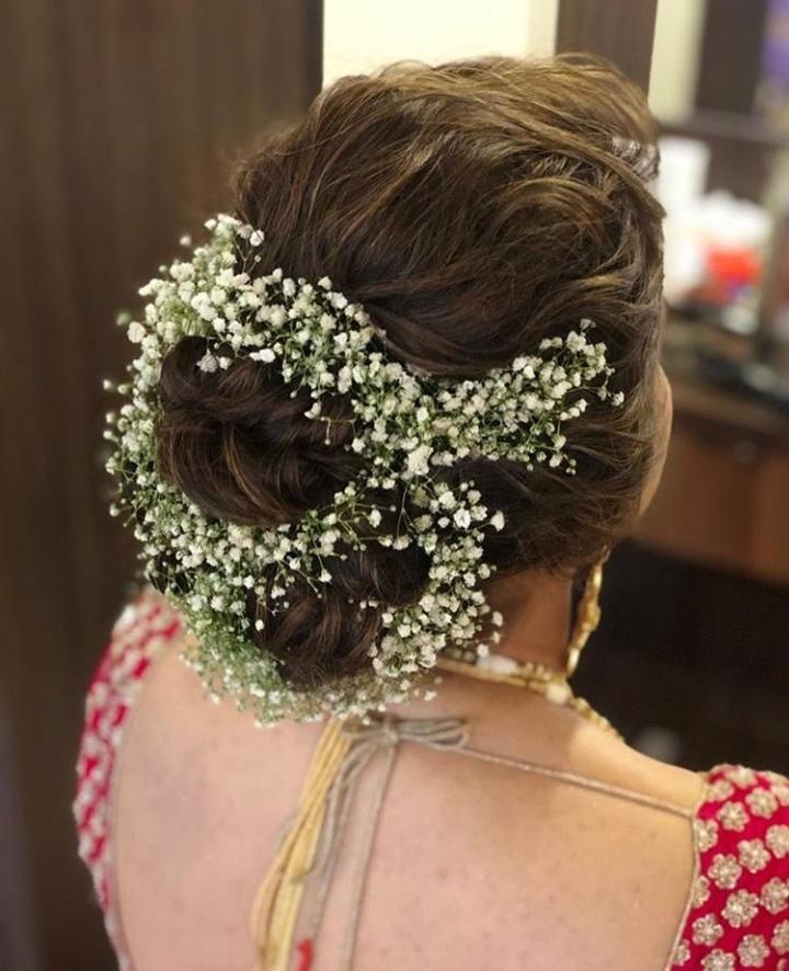 best bridal buns