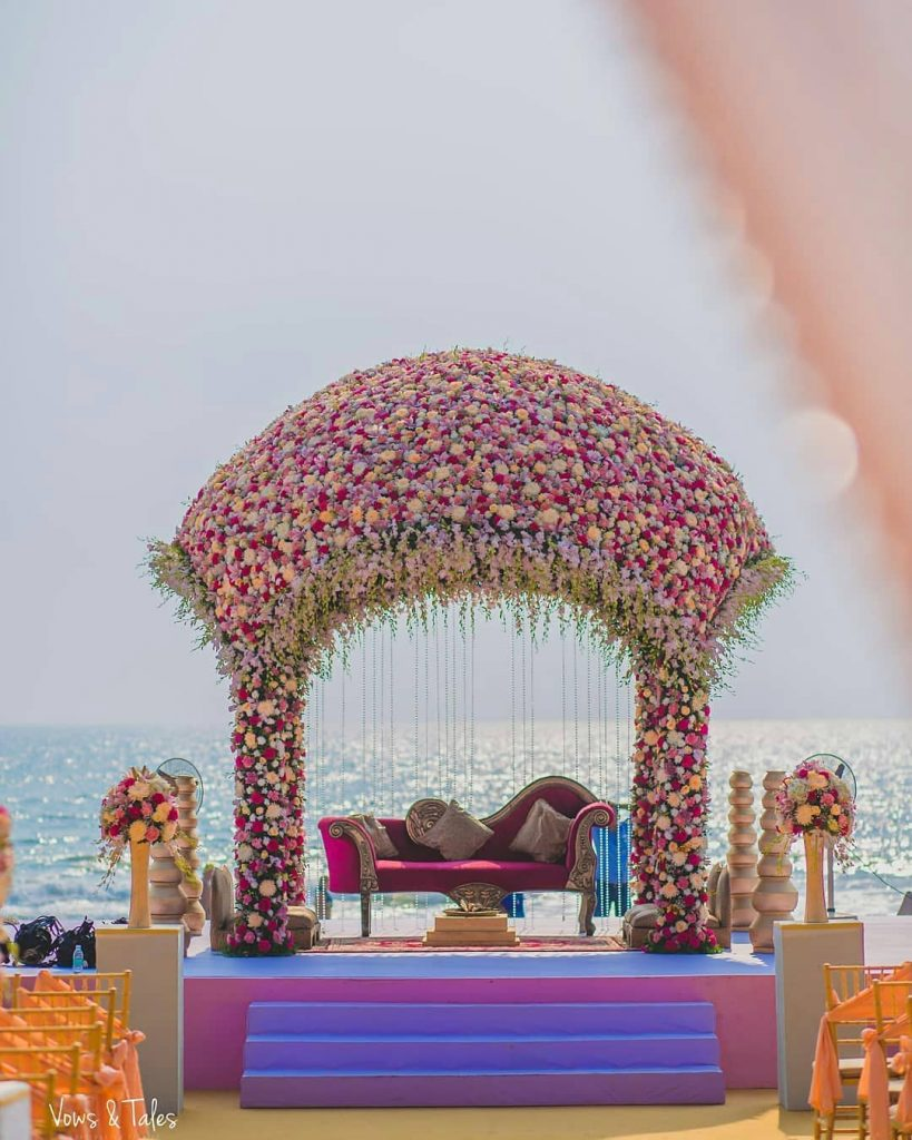 15 Unique Mandap Ideas for your Dream Wedding, 2