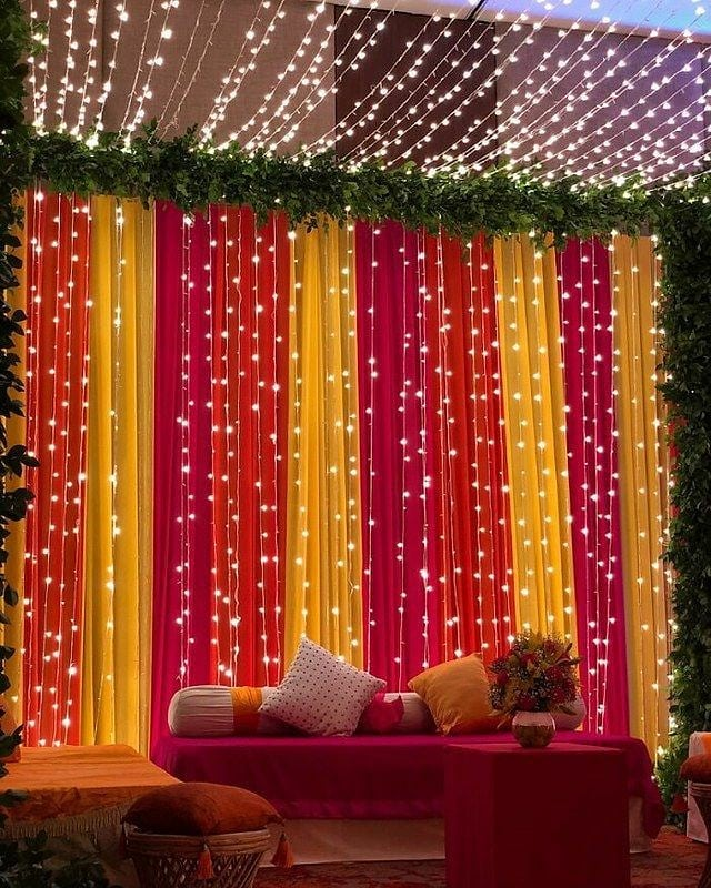 19 Incredible Haldi Decor Ideas for the perfect Indian Wedding, 4 7