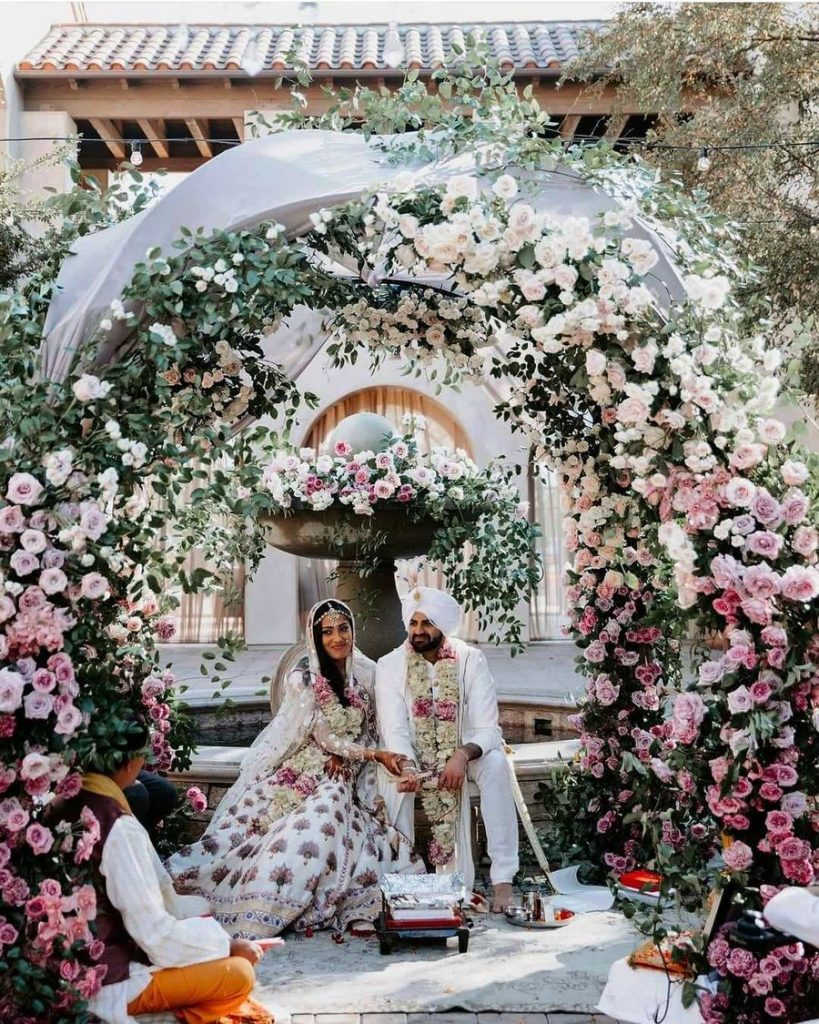 15 Unique Mandap Ideas for your Dream Wedding, 9 3