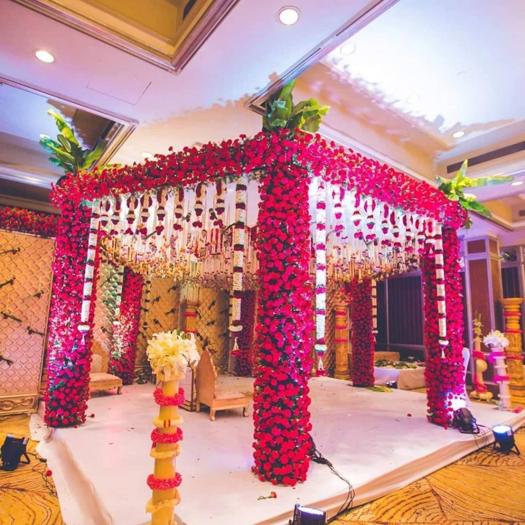 Cultural Mandap and Stage Decors for picture perfect shots of your wedding, M 1