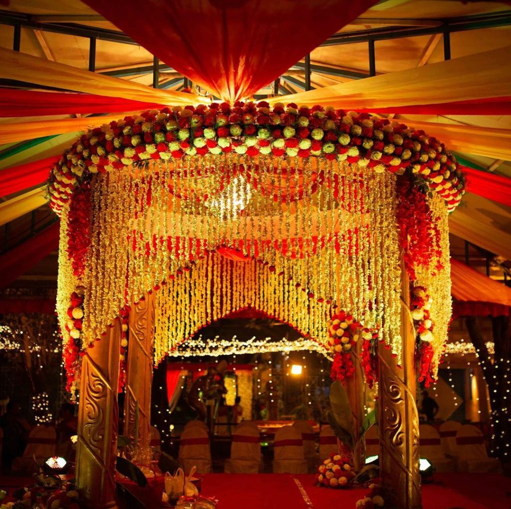Cultural Mandap and Stage Decors for picture perfect shots of your wedding, b1