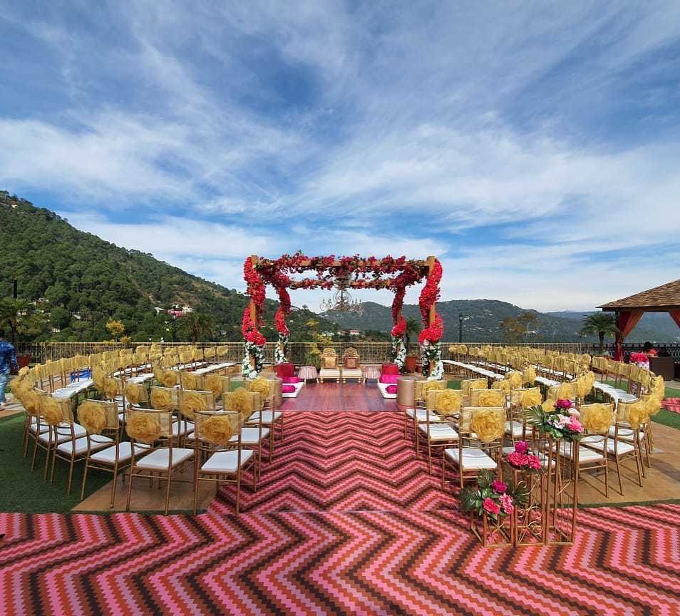 Cultural Mandap and Stage Decors for picture perfect shots of your wedding, m1