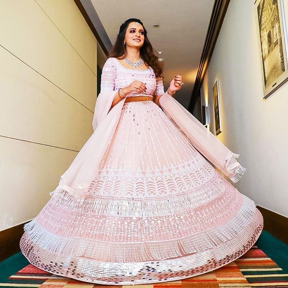 Top Indian Designer Every Bride Has To Know Before Finalising Her Bridal Outfits, neeta lulla neeta lulla 15955880920682
