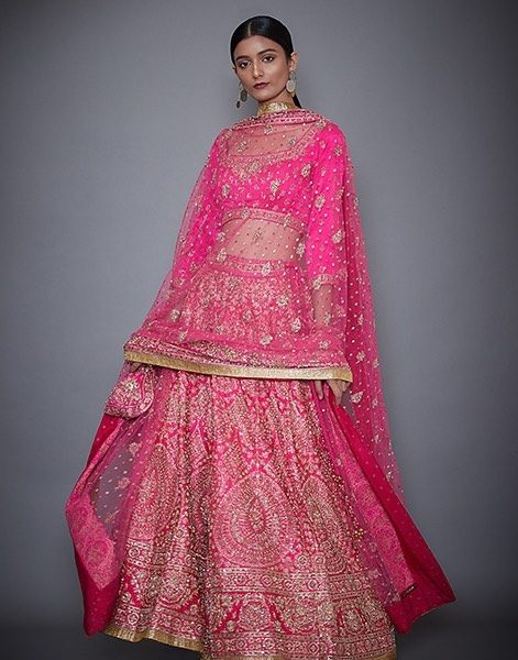 Top Indian Designer Every Bride Has To Know Before Finalising Her Bridal Outfits, ri ritukumar 1595590784811 e1596876074725