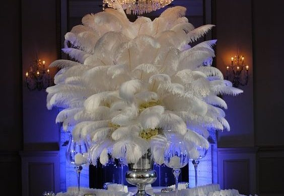 Gorgeous and Unique Wedding Centerpieces for the Gala Dinner, 1 7