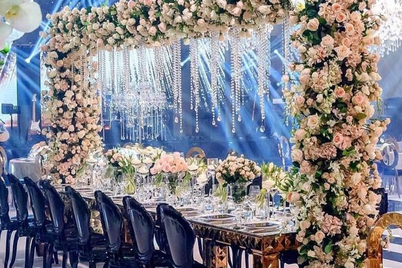 Gorgeous and Unique Wedding Centerpieces for the Gala Dinner, 1 8