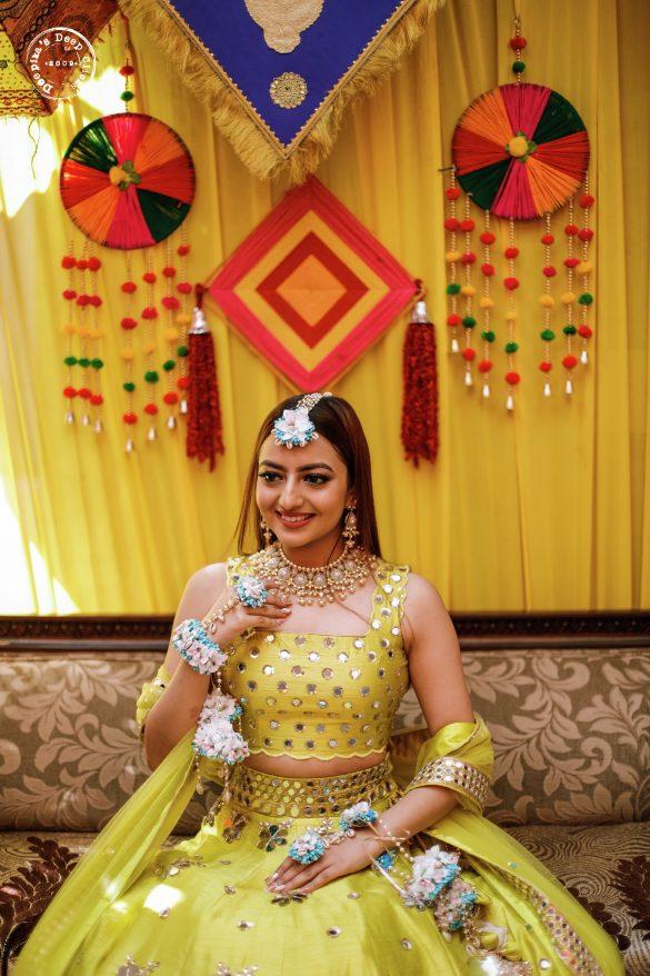 Super Sassy and Glam Punjabi Wedding of Silvy and Yatin, 11