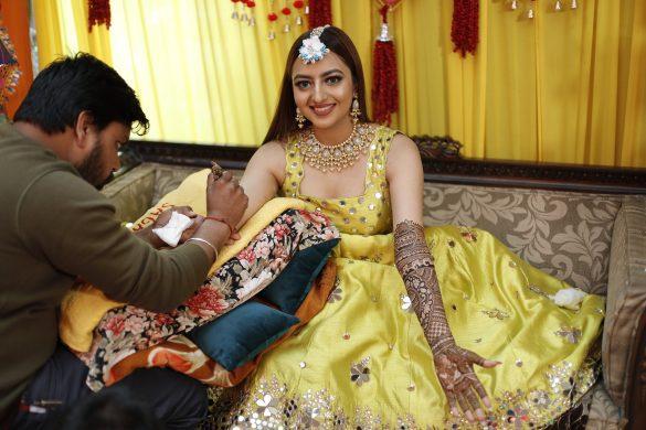 Super Sassy and Glam Punjabi Wedding of Silvy and Yatin, 12 4