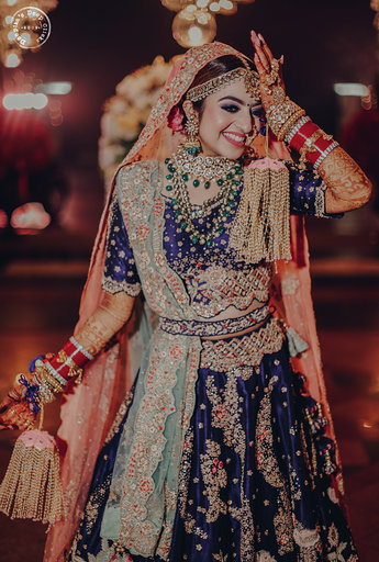 Super Sassy and Glam Punjabi Wedding of Silvy and Yatin, 123 3