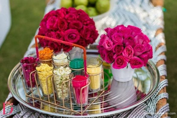 Gorgeous and Unique Wedding Centerpieces for the Gala Dinner, 2 9