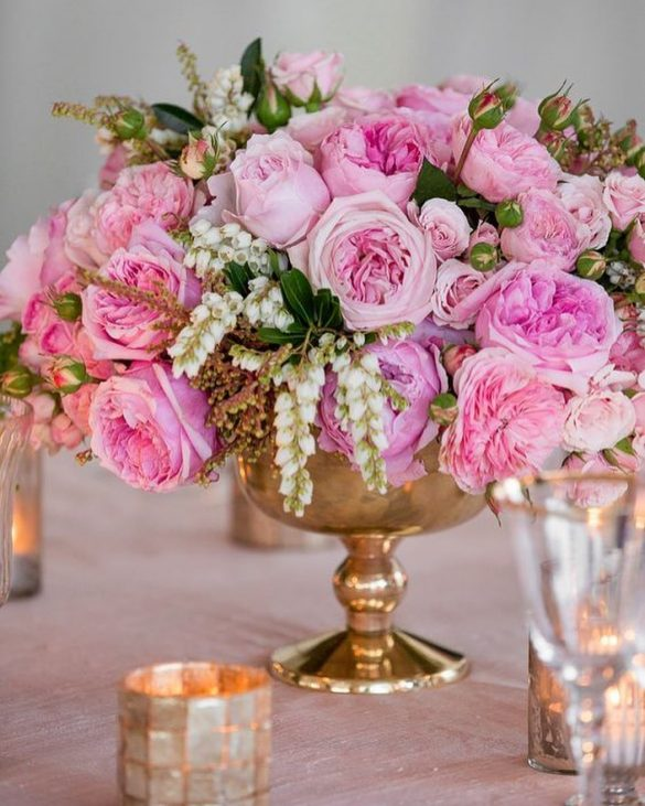 Gorgeous and Unique Wedding Centerpieces for the Gala Dinner, 3 2