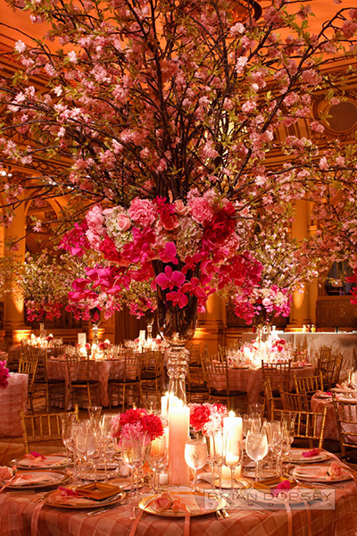 Gorgeous and Unique Wedding Centerpieces for the Gala Dinner, 6