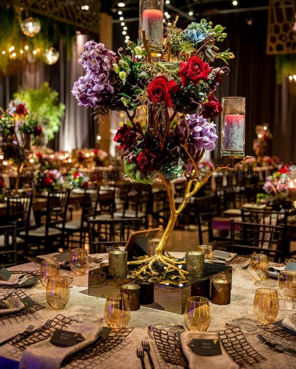 Everything You Need to Know about Floral Decor for Glamorous Wedding Venue, C 5