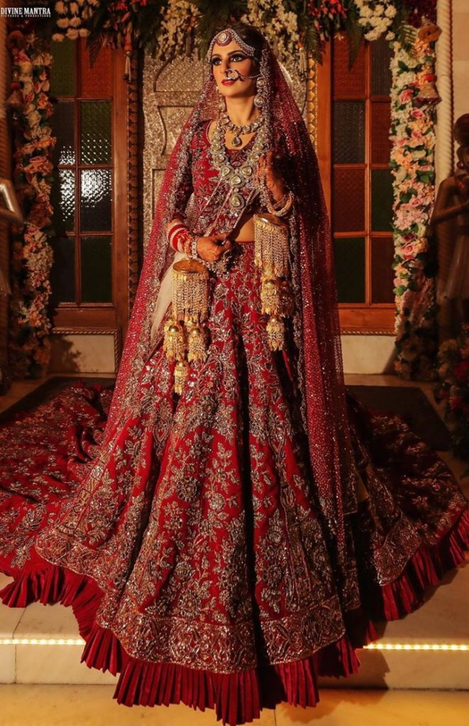 20 Gorgeous Bridal Trail Lehengas and Gowns That Made Our Jaws Drop!, IMG 20200807 102649