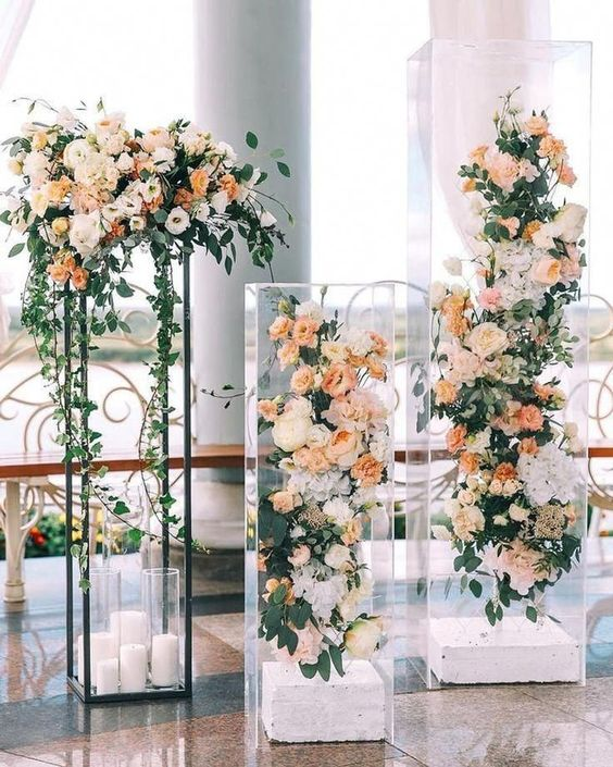 Everything You Need to Know about Floral Decor for Glamorous Wedding Venue, P 3 3