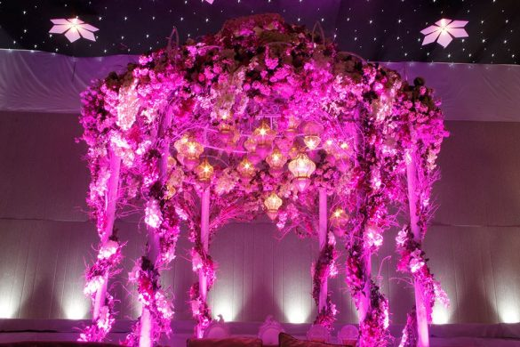 Everything You Need to Know about Floral Decor for Glamorous Wedding Venue, P 4 2