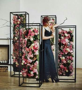 Everything You Need to Know about Floral Decor for Glamorous Wedding Venue, P 5 3
