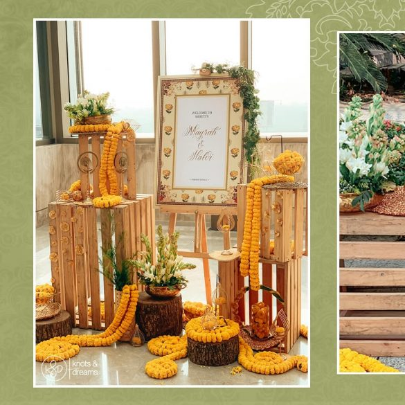 Everything You Need to Know about Floral Decor for Glamorous Wedding Venue, P 5