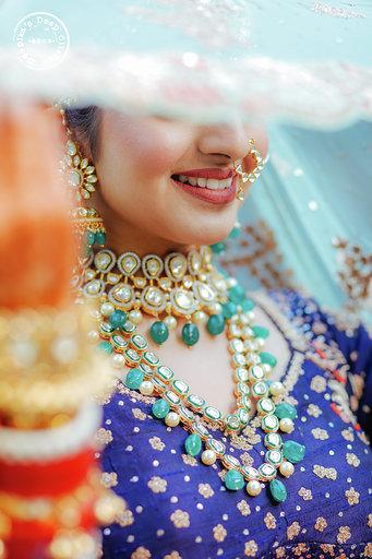Super Sassy and Glam Punjabi Wedding of Silvy and Yatin, b