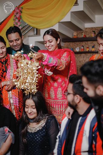 Super Sassy and Glam Punjabi Wedding of Silvy and Yatin, c