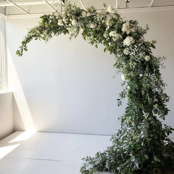Everything You Need to Know about Floral Decor for Glamorous Wedding Venue, pp 1