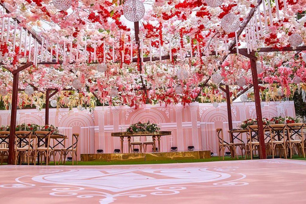 22 Mesmerising & Unique Ceiling Decor Ideas for Wedding Venue, 1