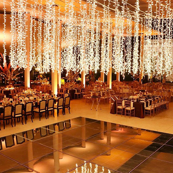16 Vibrant Dance Floor Decor to Set that Twerky Rythm at Your Wedding, 1 122