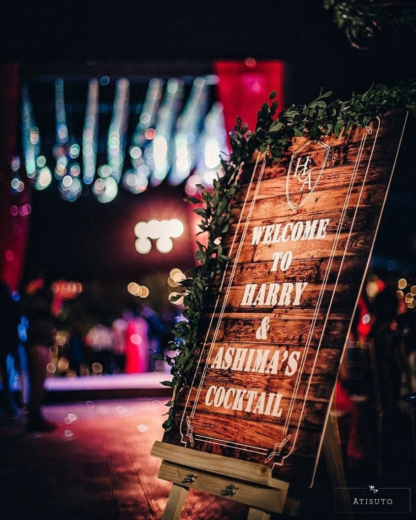 18 Fascinating Wedding Sign Board to Welcome your Guests in Style, 1 130