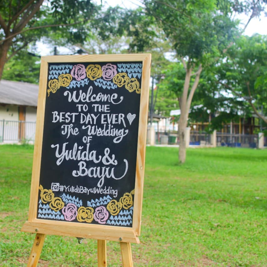 18 Fascinating Wedding Sign Board to Welcome your Guests in Style, 1 133