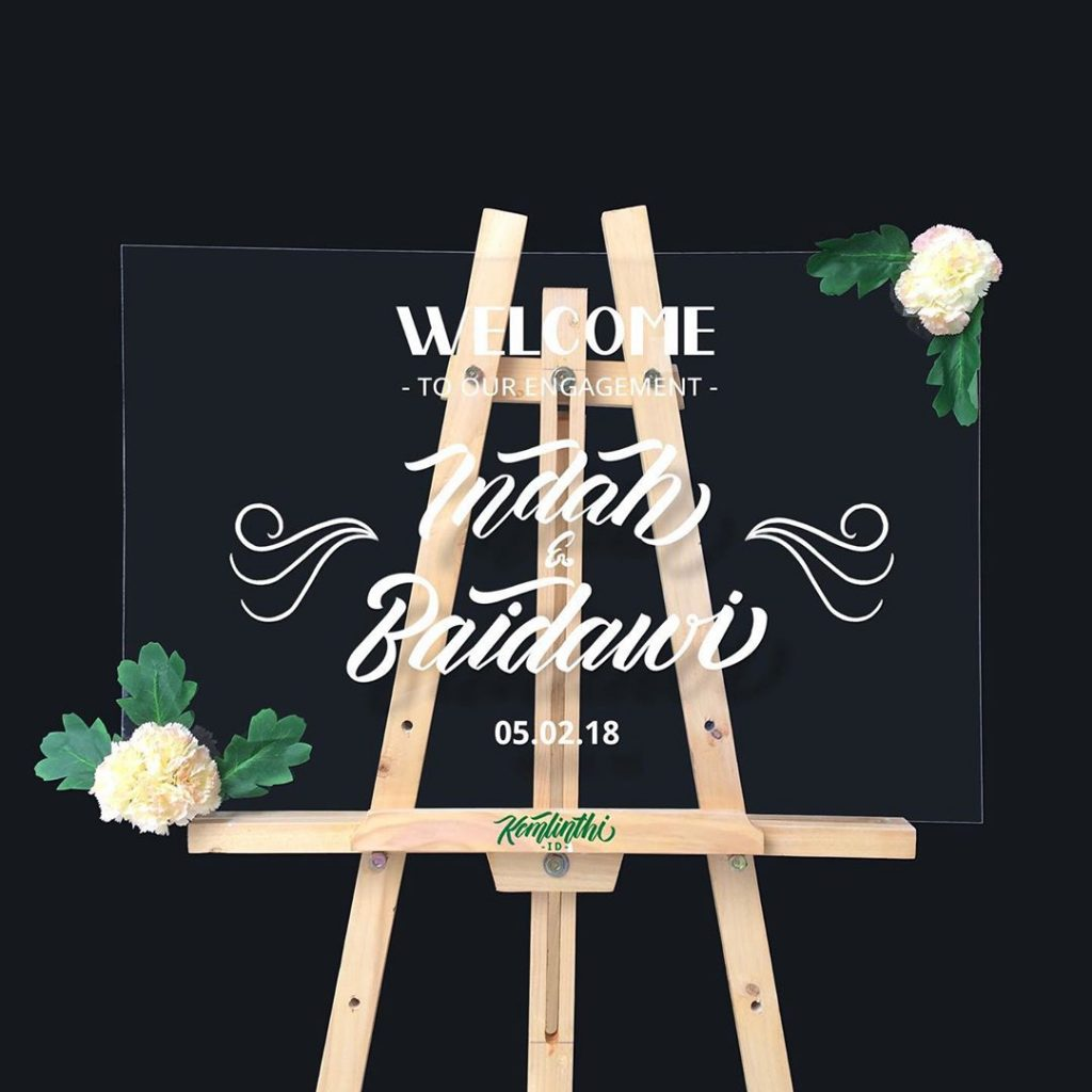 18 Fascinating Wedding Sign Board to Welcome your Guests in Style, 1 136