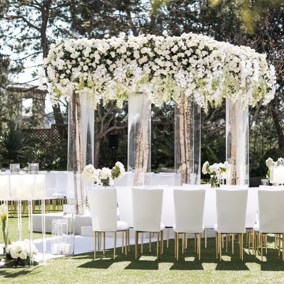 24 Enchanting Floral Mandap Decor for Planning OTT Indian Wedding, 1 160