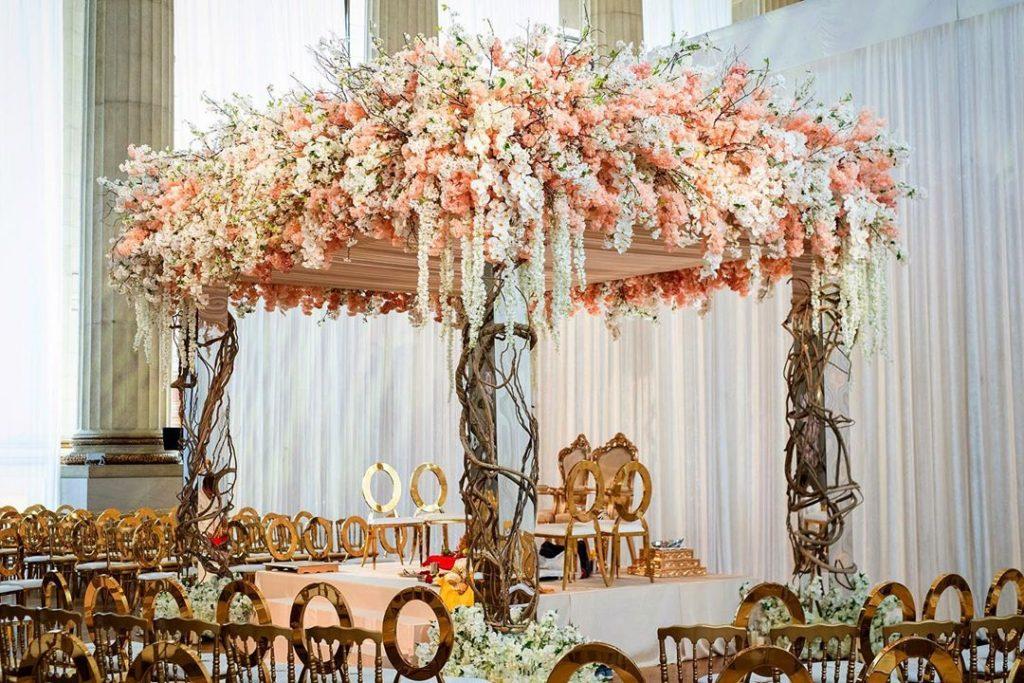 24 Enchanting Floral Mandap Decor for Planning OTT Indian Wedding, 1 161