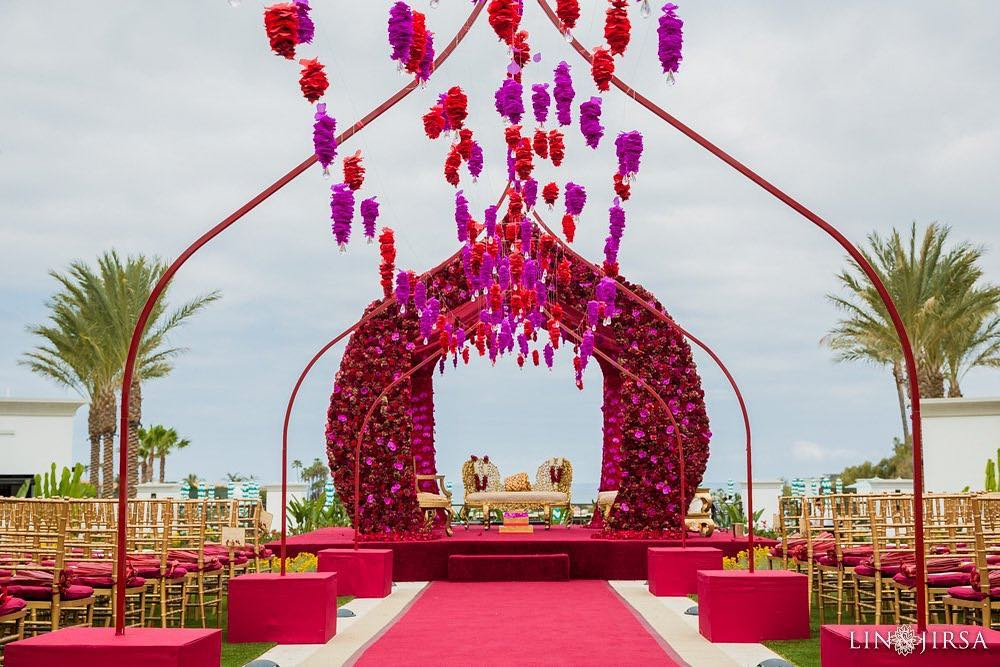 24 Enchanting Floral Mandap Decor for Planning OTT Indian Wedding, 1 163