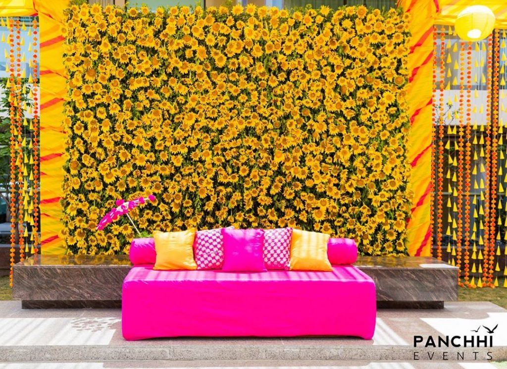 19 Incredible Haldi Decor Ideas for the perfect Indian Wedding, 1 169
