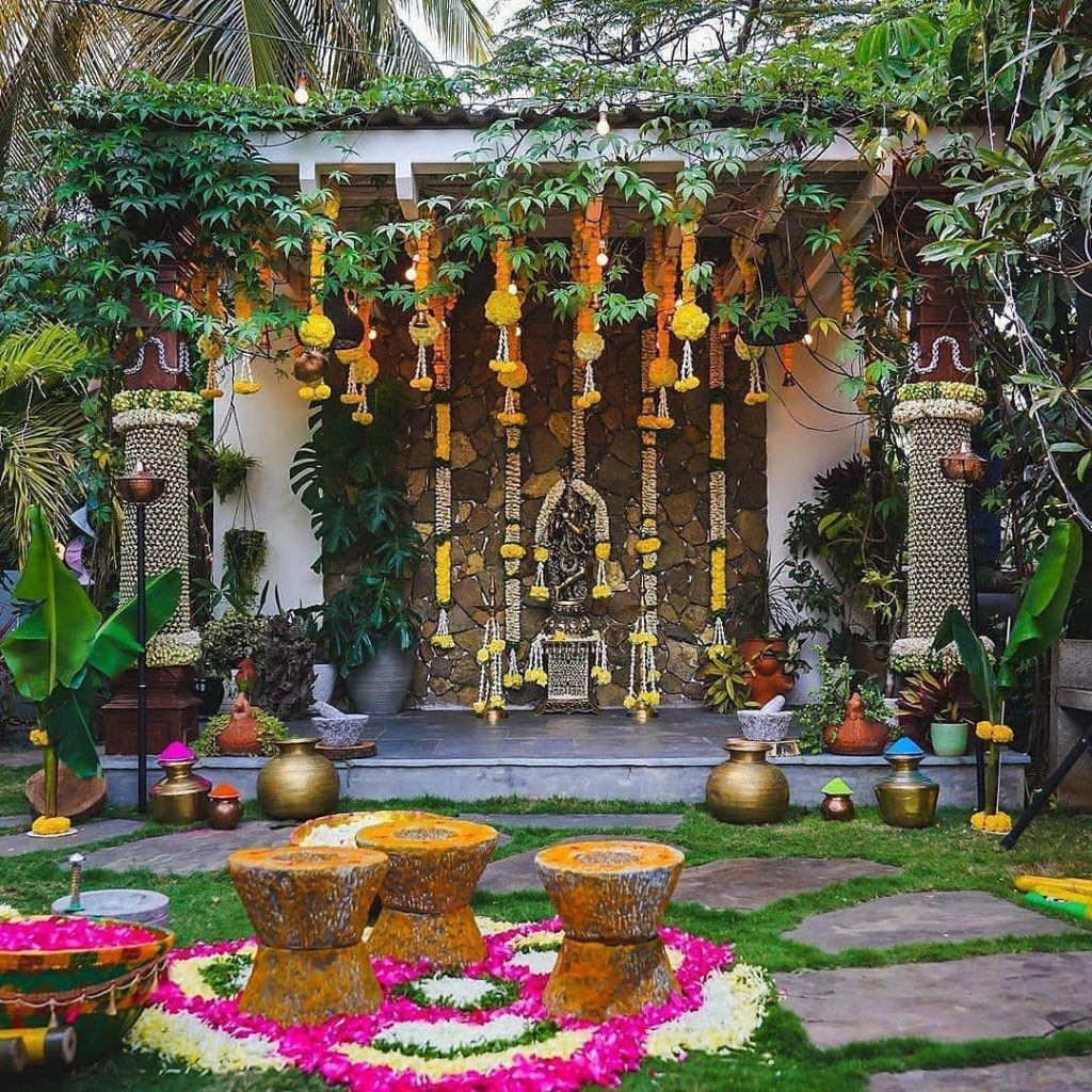 19 Incredible Haldi Decor Ideas for the perfect Indian Wedding, 1 173
