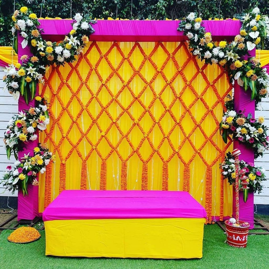 19 Incredible Haldi Decor Ideas for the perfect Indian Wedding, 1 175