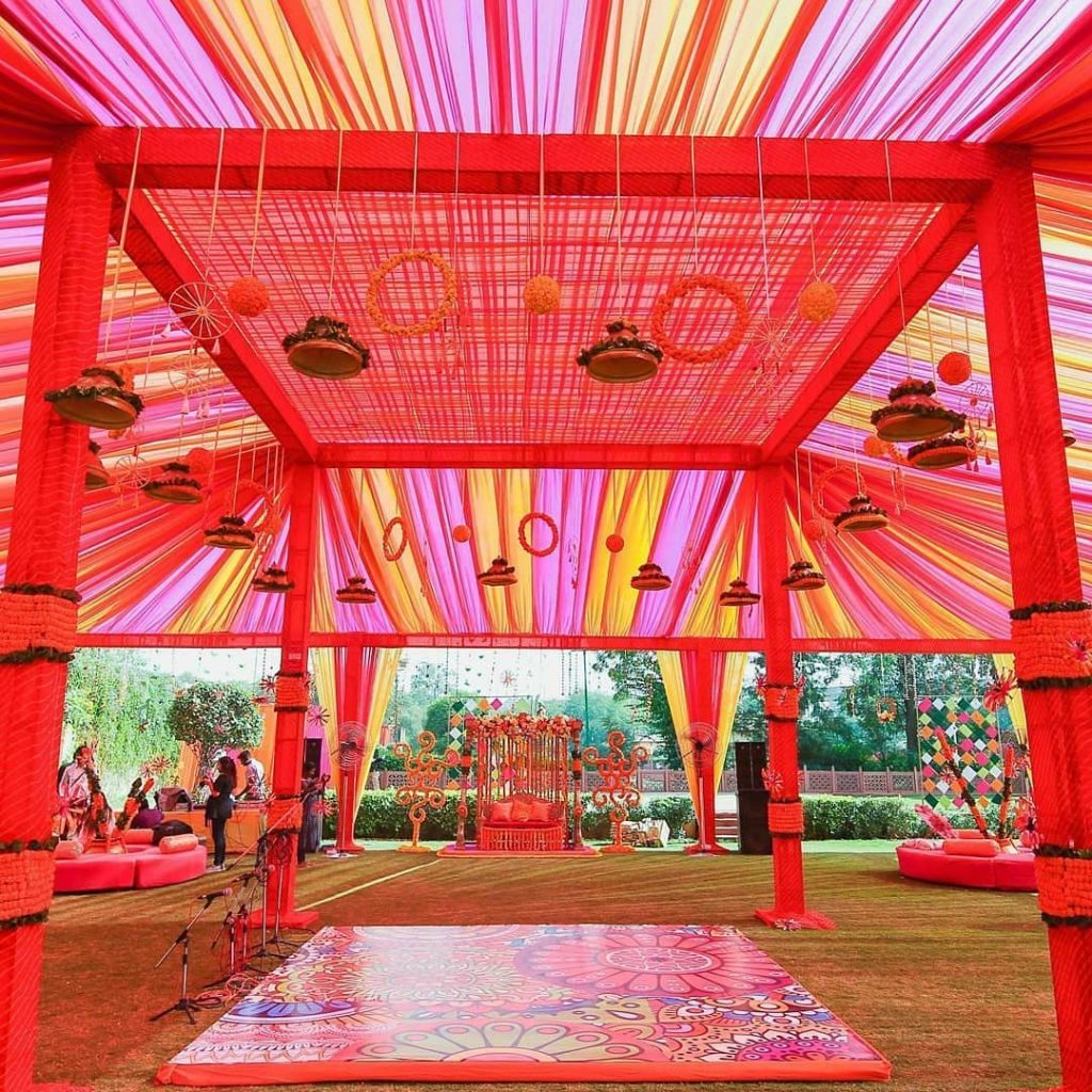19 Incredible Haldi Decor Ideas for the perfect Indian Wedding, 1 176